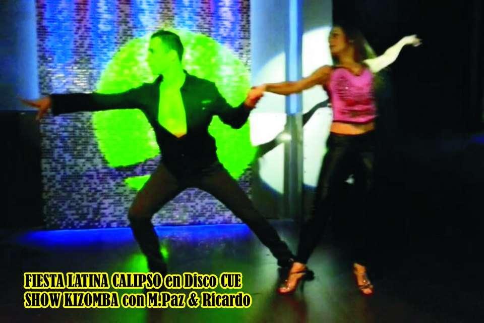 18Ene2013 Show Kizomba Ricardo & Paz