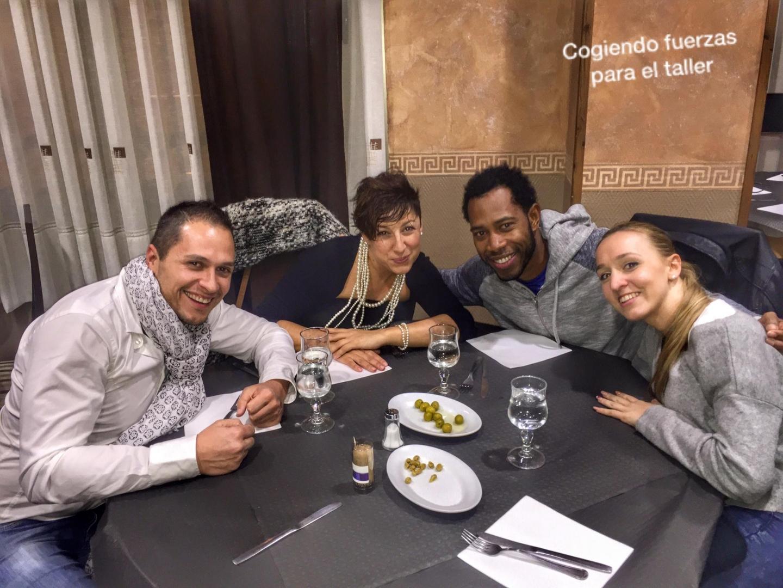 RICARDO & AURORA grandes amigos